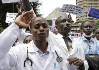 The newly trained doctors have hinted they will soon picket at the ministries