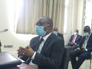 Justice Clemence Jackson Honyenuga 1