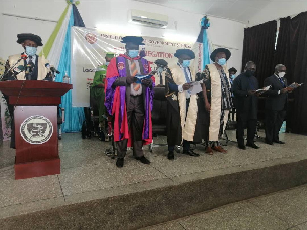 Local Government Institute to attain university status by 2023