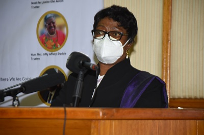 'This pandemic is not a joking matter' – Former Chief Justice cautions