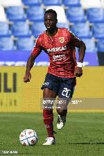 AC Reggiana coach fumes at Bright Gyamfi's knee injury