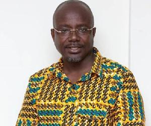 Akwasi Agyeman, CEO of Ghana Tourism Authority