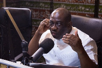 Former Minister of Communications, Ato Sarpong