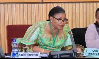 First Lady Mrs. Rebecca Akufo-Addo