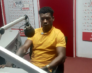 I'll quit boxing if Mahama gifts me a 2-bedroom house – Patrick Allotey, Republik City News