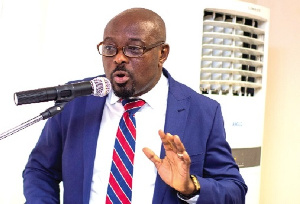 Mr Kwame Agyeman-Budu, ECG's Managing Director