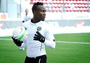 Ostersund defender, Samuel Mensiro Mensah