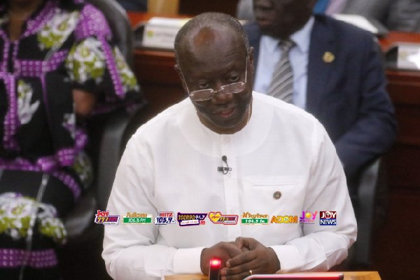 Akufo-Addo approves GHC15.6 bn expenditure to strengthen financial sector