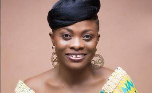 Ghanaian musician, Diana Asamoah