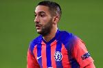 Chelsea forward Hakim Ziyech