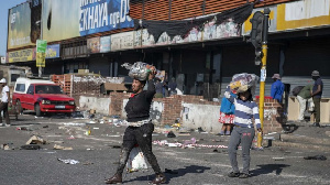 South Africa riots: Citizens split on top call for State of Emergency