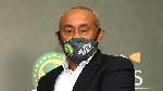 Mr Ahmad Ahmad President of the Confederation of African Football