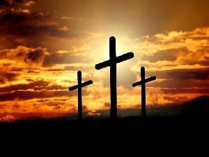 Easter Calendar Cross Full Width