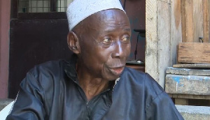 Abukari Gariba was popularly known as 'Goal Na Mafef?'