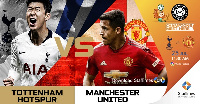 Tottenham will play United in the ICC