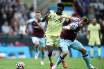 Thomas Partey suffers new injury in Arsenal's narrow win at Burnley