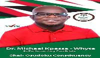 Dr. Michael Kpessa-Whyte