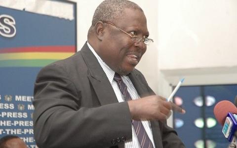 Martin Amidu, Former Attorney General