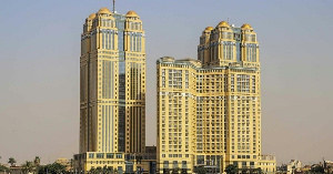 The alleged assault, which took place at the five-star Fairmont Nile City hotel in Cairo in 2014, in