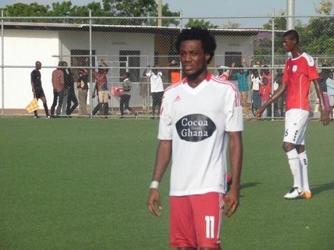 2020/21 GPL: Inter Allies midfielder Richmond Lamptey wins MOTM in Hearts defeat