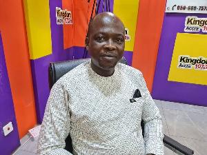 NPP National Communication Team Member, Nana Kwame Osei Adade