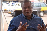 MP for Effiduase-Asokore constituency, Dr. Nana Ayew Afriyie