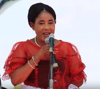 Vice Chairperson of NDC, Anita Desoso