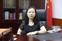 Sun Baohong  -  Chinese Ambassador to Ghana