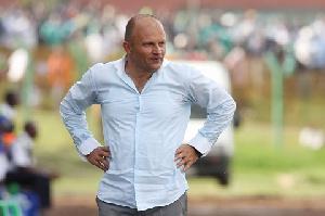 Former Asante Kotoko coach, Zdravko Logarusic
