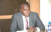 Kofi Asamoah-Siaw, National Secretary PPP