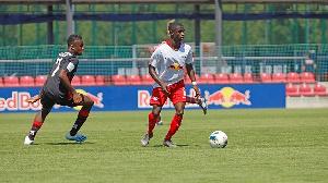 Dutch-born defender of Ghanaian descent, Solomon Bonnah