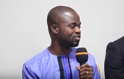 Why did you pull down the original video? – Manasseh Azure asks