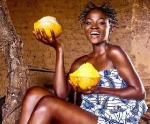 Ghanaian black princess, entrepreneur and former beauty queen, Hamamat Montia