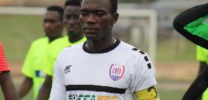 Inter Allies skipper, Michael Otou