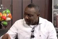 Dr. Henry Kwabena Kokofu, Former MP for Bantama