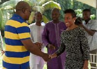 Dr. Zenator Rawlings has been alleged to be the running mate of former President John Dramani Mahama