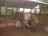 The teachers were posted to Kochim, a village with no electricity, water, health post or school