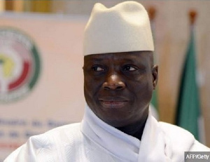 Yahya Jammeh ruled The Gambia for 22 years