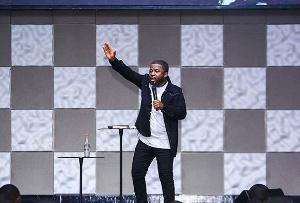 Prophet Gideon Danso, Head Pastor of Empowerment Worship Centre
