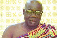 The late Mr Akenten Appiah Menkah