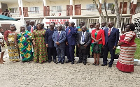 Members of the UEW Governing Council
