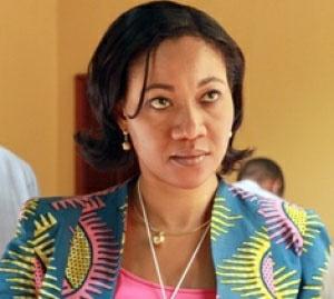Mrs Jean Mensa, IEA Boss