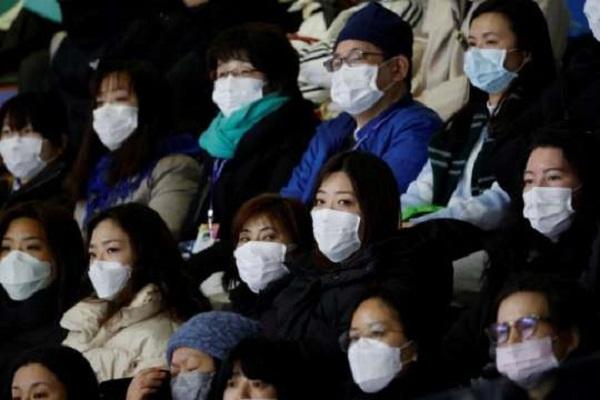 Coronavirus outbreak: Protective Face Masks selling like hotcake