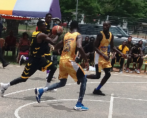 Radford (yellow) defeated Marshalls in their encounter