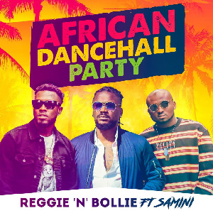 Reggie N Bollie drops collaboration artwork with Samini