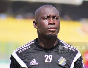 Former Accra Hearts of Oak S.C goalkeeper, Samuel Akrugu
