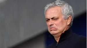 Jose Mourinho chop sack for Tottenham Hotspur FC