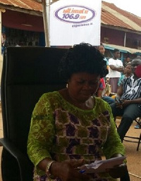 Madam Veronica Antwi Adjei