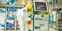 Kotoka International Airport (KIA) has been testing people upon arrival.