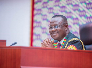 Joseph Osei-Owusu is first Deputy Speaker of Parliament
